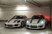 Zuffenhausen's beste gespot: de 911 R