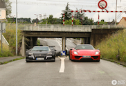 Gevecht op Le Mans: Porsche 918 Spyder vs Gumpert Apollo
