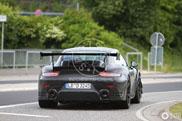 Spyshots: Porsche 991 GT2 keert terug op de Nürburgring
