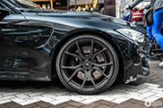 Vorsteiner velgen maken van de BMW M4 een echte bruut