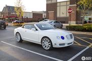 Smaakpolitie: Bentley Continental GTC