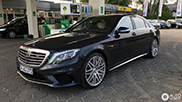 Spotted: Mercedes-Benz Brabus 850 6.0 Biturbo