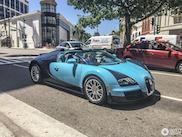 Rollen door Beverly Hills in de Bugatti Veyron Jean-Pierre Wimille