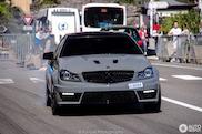 Strepen trekken met de Mercedes C63 AMG Edition 507