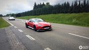 Spotted: Aston Martin Vantage GT8