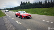 Spotted: Aston Martin Vantage GT8