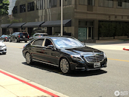 Coming up: Mercedes-Maybach S650 Landaulet (premier)