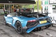 Spot van de dag: Lamborghini Aventador SV
