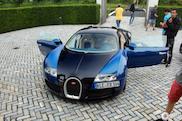 Spot van de Dag: Bugatti Veyron in Rotterdam
