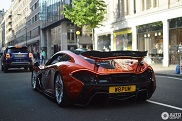 Instagrammer Woppum in his McLaren P1