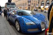 Een combo van uitersten: Bugatti Veyron GS en Mercedes-AMG G63 (6x6)