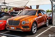 Bentley Bentayga ziet er schitterend uit!