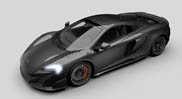 Mclaren Special Operations lanceert Limited Edition MSO Carbon Series