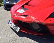 Ferrari's jaarlijkse Cavalcade begon lekker