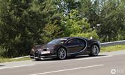 Bugatti Chiron gespot in Wolfsburg