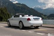 Rolls-Royce Dawn shows us the Swiss life