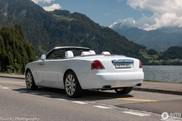 Rolls-Royce Dawn shows us the Swiss life