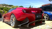 Unique one-off Ferrari F12 TRS spotted for the first time