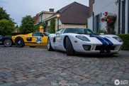 Combo: five copies of the Ford GT
