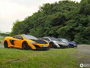 McLaren's 675 LT voelt zich thuis bij de Nürburgring