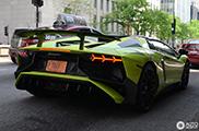 Lamborghini Aventador LP750-4 heeft heerlijke kleur