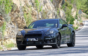 Are these spyshots showing us a smallerPanamera?