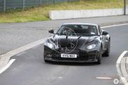 Spyshots: Aston Martin V8 Vantage 2018