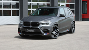 G-Power BMW X5 M nu met 750 pk