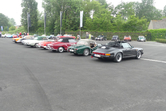Evenement: Classic Car Rally 2018