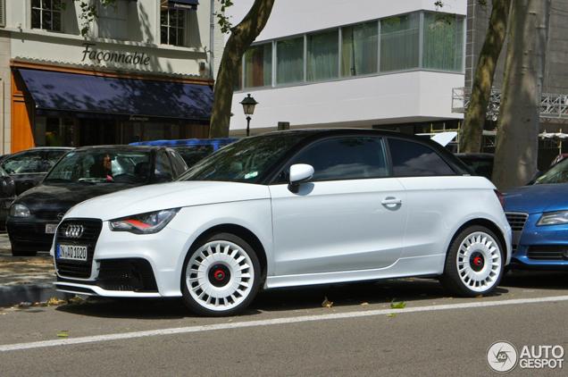 Der Kleine von Audi: Der limitierte A1 Quattro
