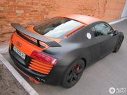 Wunderschön gestaltet: Audi R8 in Kiev