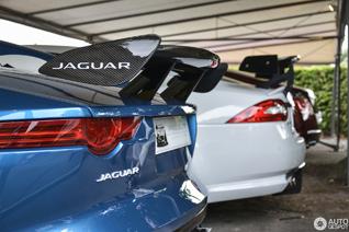 Goodwood 2013: Jaguar Project 7