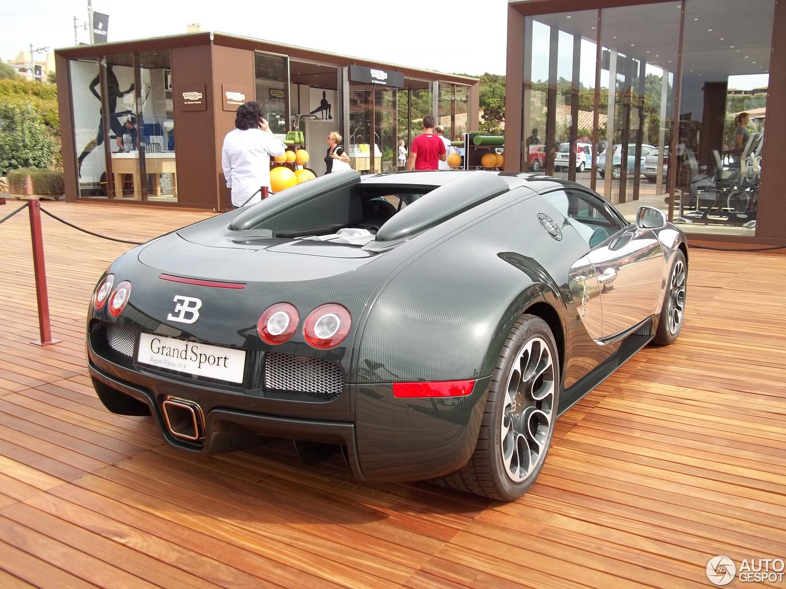 Maserati And Bugatti Get A Special Place In Porto Cervo