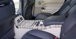 Nieuwe Range Rover volgens Mansory Zwitserland
