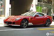 Ferrari 599 GTB 60F1 still is a great appearance