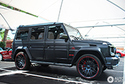 Brabus G 63 AMG B63-620 is a real brute