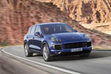 New Porsche Cayenne is sharper and more efficient