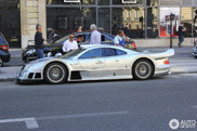 Mercedes-Benz CLK GTR AMG is spotted after a one and a half year break