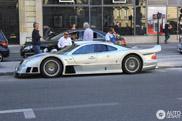 Mercedes-Benz CLK GTR AMG na anderhalf jaar weer gespot