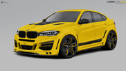 New BMW X6 by Lumma Design