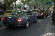 Combo of four Rolls-Royces spotted in China