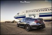 BMW Fanatics organizes a unique photoshoot on an air base