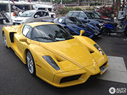 Enzo Ferraris take over Port Hercule in Monaco