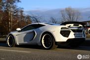 FAB Design Terso is opgeblazen McLaren
