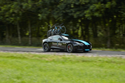 Jaguar Special Operations makes a F-TYPE R Coupé for Team Sky