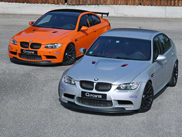 BMW M3 CRT en GTS by G-Power