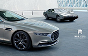Aston Martin Lagonda is only for the Middle East