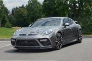 Mansory knutselt vrolijk aan de Porsche Panamara