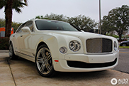 More powerful Bentley Mulsanne Speed will debut on Paris Motor Show