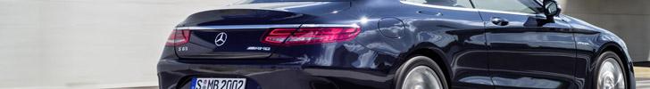 Mercedes-Benz prezentuje S 65 AMG Coupé